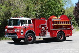 Laurel Hill FD Hose Tender 6