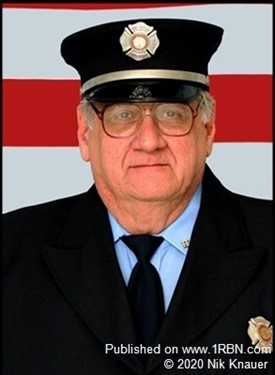 Retired Firefighter Passes